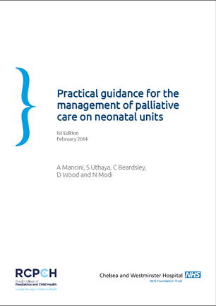 Palliative Care on Neonatal Units Guidance