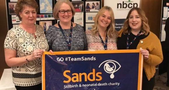 Volunteer with a Sands Group
