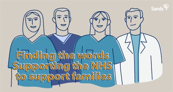 Finding the words - supporting the NHS