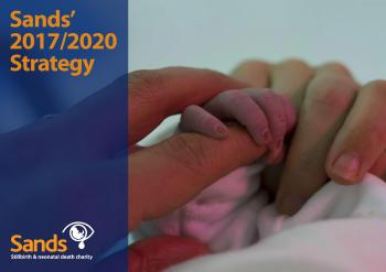 Sands, strategy, 2017, 2020, stillbirth, neonatal death, charity